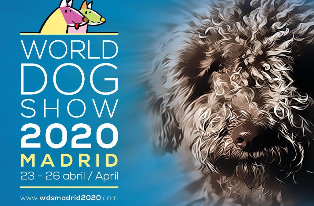 World dog show 2020 Madrid