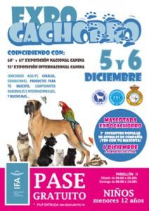 PASE_EXPOCACHORRO_&_Exposicion_Canina_2015