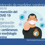 Protocolo de medidas sanitarias COVID