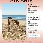 Jueces y reparto de razas Nac e Int Alicante 2021