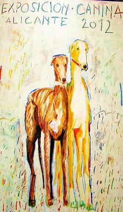 Primer Concurso de Pintura S.C.A.